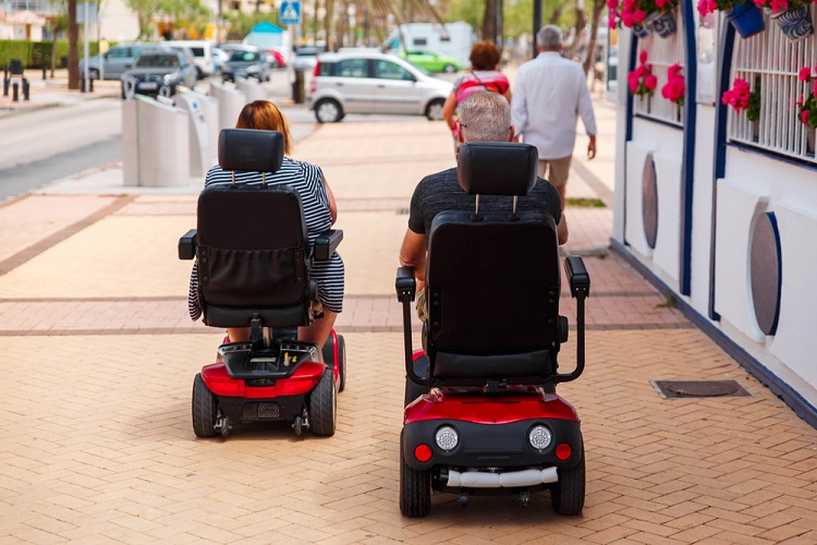 How Can You Benefit From Mobility Scooters?